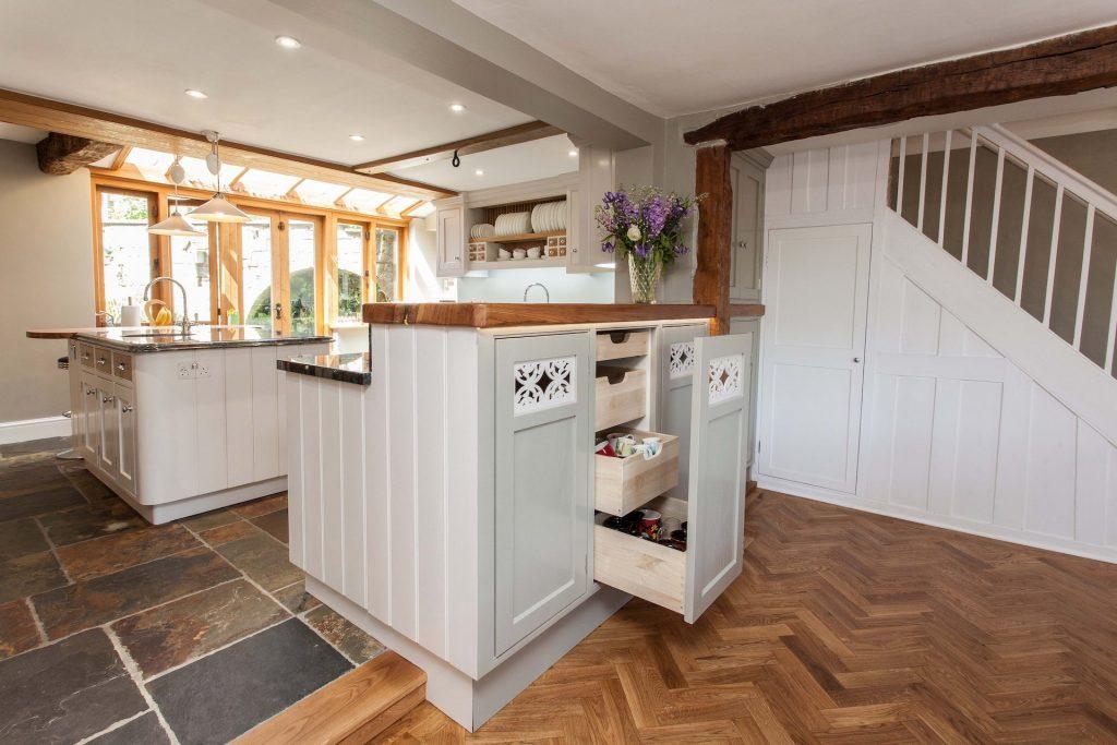 bespoke dining room cupboard