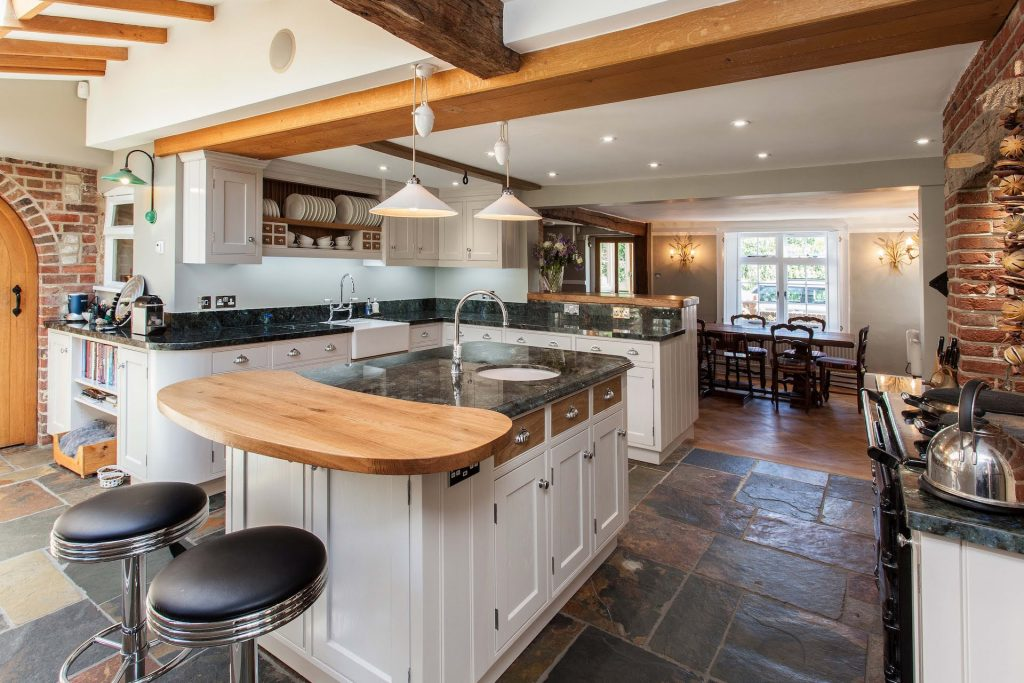 rethinking your kitchen living space