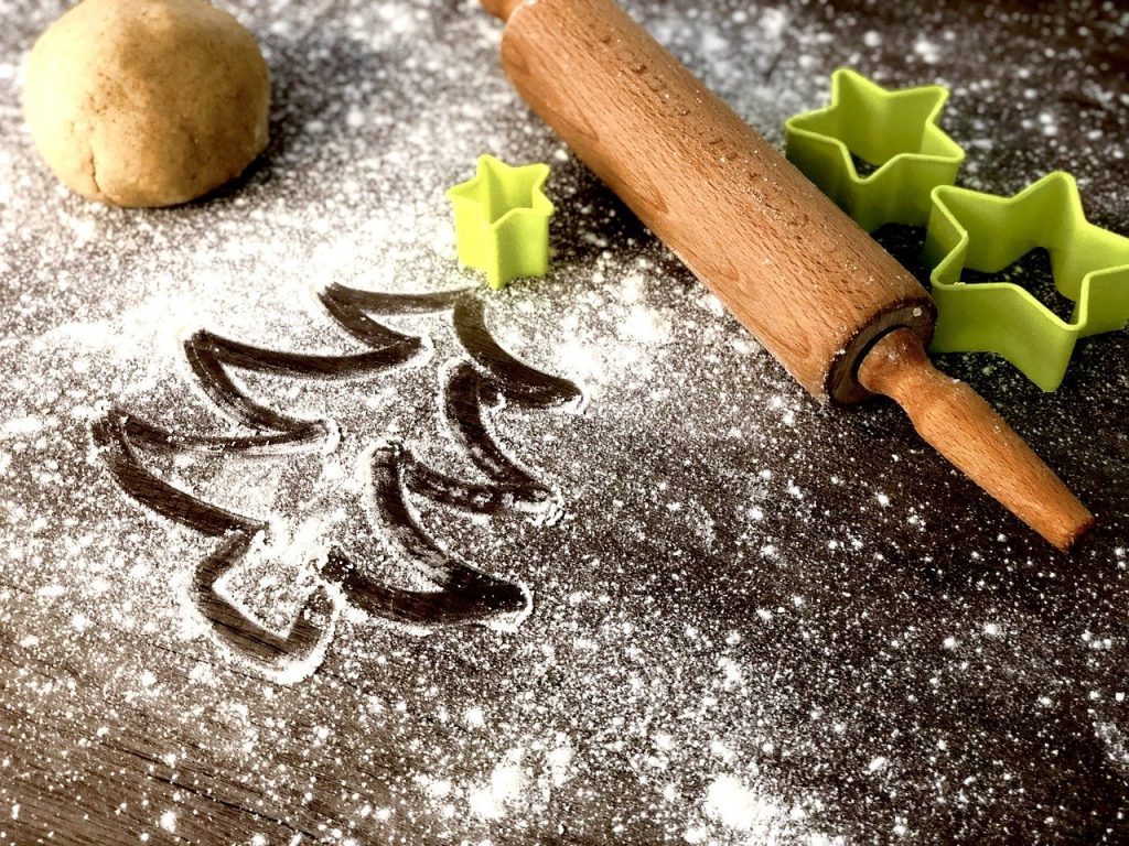 christmas baking handmade kitchen